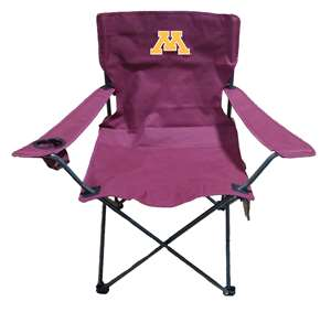 University of Minnesota Golden Gophers Adult Chair -Tailgate Camping