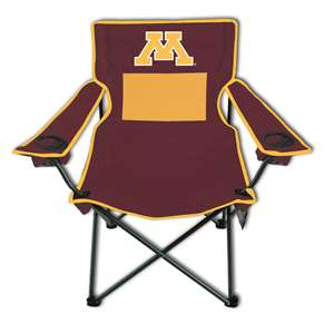 University of Minnesota Golden Gophers Monster Mesh Chair - Tailgate Camping