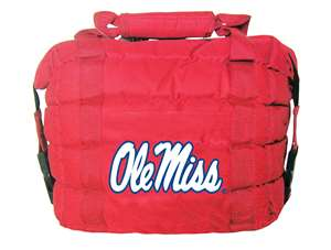 University of Mississippi Ole Miss Rebels Cooler bag