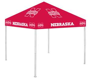 University of Nebraska Corn Huskers 9X9 Canopy Tent Shelter