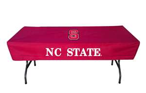North Carolina State University Wolfpack 6 Ft Table Cloth Cover
