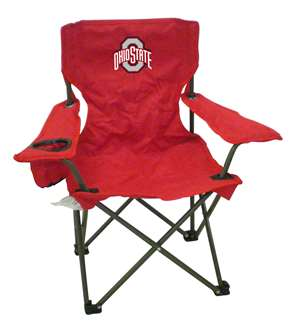 Ohio State Junior ChairFolding Tailgate Camp Chair