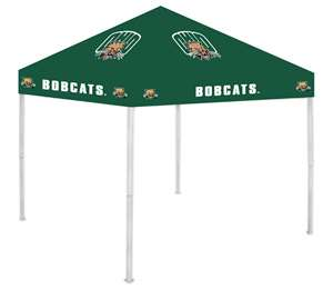 University of Ohio Bobcats Card Table Cover