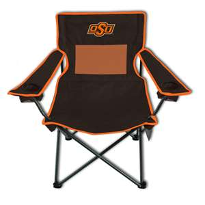 Oklahoma State University Cowboys Monster Mesh Chair - Tailgate Camping