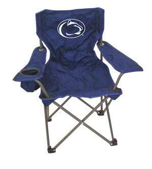 Penn State Junior ChairFolding Tailgate Camp Chair