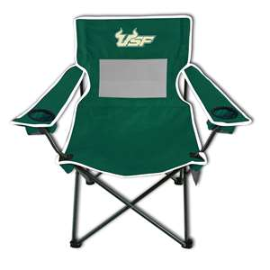 University of South Florida Bulls Monster Mesh Chair - Tailgate Camping