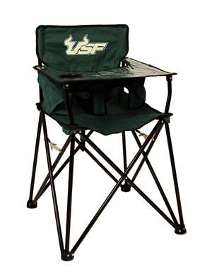 University of South Florida Bulls High Chair - Tailgate Camping