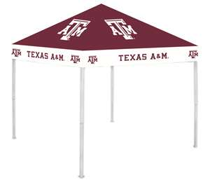 Texas A&M Aggies 9X9 Canopy  - Tailgate Camping
