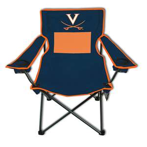 Univeristy of Virginia Cavaliers Monster Mesh Chair - Tailgate Camping