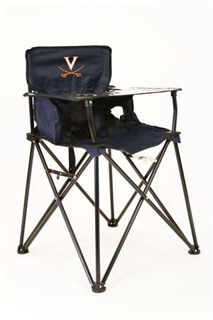 Univeristy of Virginia Cavaliers High Chair - Tailgate Camping