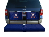 Virginia Tailgate Hitch Seat Cover with Cargo Carrier