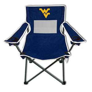 University of West Virginia Mountaineers Monster Mesh Chair - Tailgate Camping