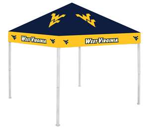 University of West Virginia Mountaineers Round Chair - Tailgate Camping Dorm