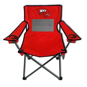 Western Kentucky University Monster Mesh Chair - Tailgate Camping