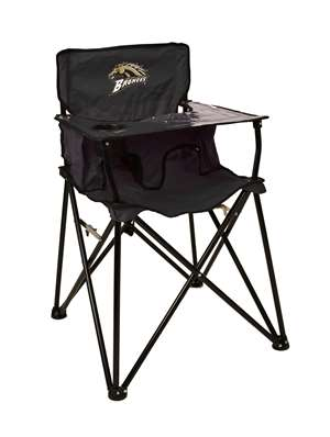 Western Michigan University High Chair - Tailgate Camping