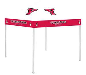 Youngstown State University for 9 X 9 Rivalry Brand