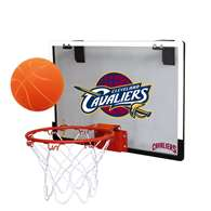 Cleveland Cavaliers Indoor Mini Basketball Goal Hoop Set