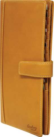 Rawlings Premium Heart of the Hide Leather Travel Organizer