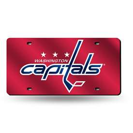 WASHINGTON CAPITALS LASER TAG (RED)