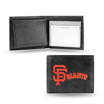 San Francisco Giants Rico Embroidered Bill-Fold Wallet