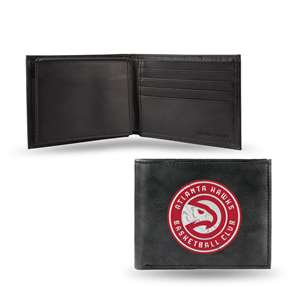 Atlanta Hawks Rico Embroidered Bill-Fold Wallet
