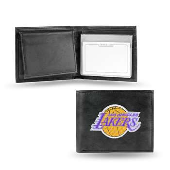 Los Angeles Lakers Rico Embroidered Bill-Fold Wallet