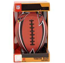 Arizona Cardinals Hail Mary Youth Size Football