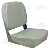 Springfield Fold-Down Boat Seat - Gray