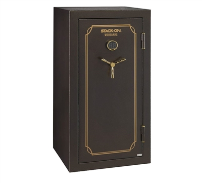 Stack-On W-40-BH-E-S 40 Gun Fire Resistant Safe - Woodland