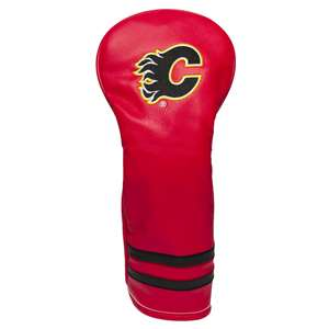 Calgary Flames Golf Vintage Fairway Headcover 13326