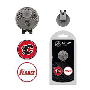 Calgary Flames Golf Cap Clip Pack 13347