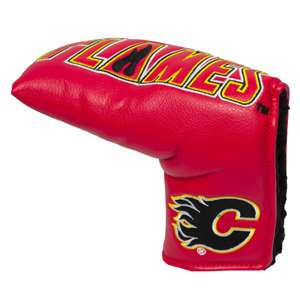Calgary Flames Golf Tour Blade Putter Cover 13350
