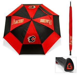 Calgary Flames Golf Umbrella 13369