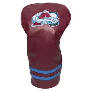 Colorado Avalanche Golf Vintage Driver Headcover 13611
