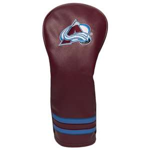 Colorado Avalanche Golf Vintage Fairway Headcover 13626