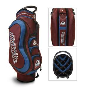 Colorado Avalanche Medalist Golf Cart Bag