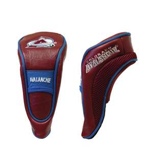 COLORADO AVALANCHE Golf Club Hybrid Headcover