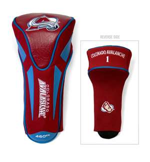 Colorado Avalanche Golf Apex Headcover