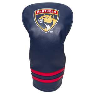 Florida Panthers Golf Vintage Driver Headcover 14111