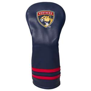 Florida Panthers Golf Vintage Fairway Headcover 14126