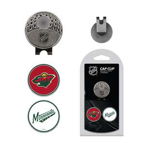 Minnesota Wild Golf Cap Clip Pack 14347