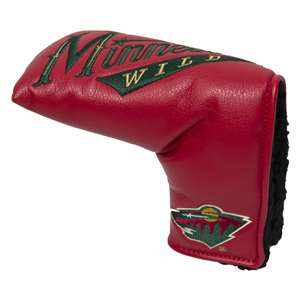 Minnesota Wild Golf Tour Blade Putter Cover 14350