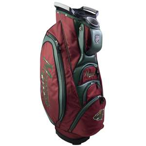 Minnesota Wild Golf Victory Cart Bag 14373
