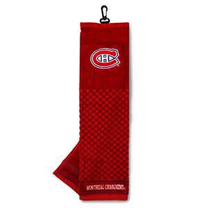 Montreal Canadiens Golf Embroidered Towel 14410