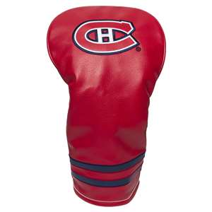 Montreal Canadiens Golf Vintage Driver Headcover 14411