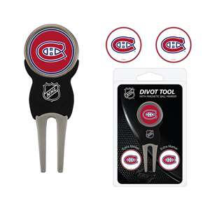 Montreal Canadiens Golf Signature Divot Tool Pack  14445
