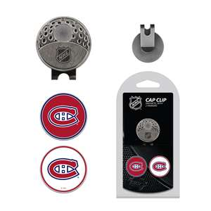 Montreal Canadiens Golf Cap Clip Pack 14447