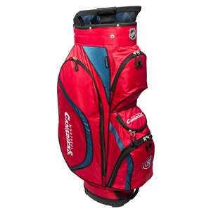 Montreal Canadiens Golf Clubhouse Cart Bag 14462