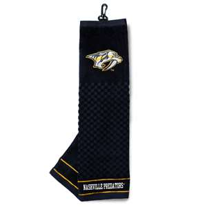 Nashville Predators Golf Embroidered Towel 14510