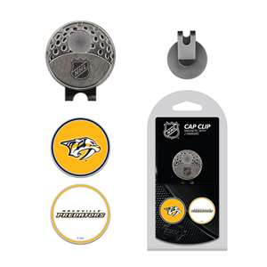 Nashville Predators Golf Cap Clip Pack 14547